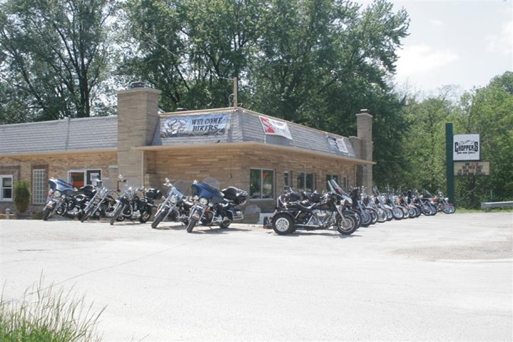 choppers bar and grill