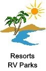 Resorts, RV Parks